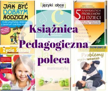 Książnica Pedagogiczna poleca